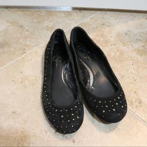 Jessica Simpson Studded Ballet Flats - 2 Pairs